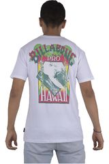 f482980a0fc19d Polo de Hombre Billabong Blanco hawaii pro 86 tee