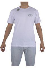 Billabong Blanco de Hombre modelo HAWAII PRO 86 TEE Casual Polos Hombre Ropa