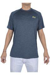 Under Armour Azul Petróleo de Hombre modelo UA TECH SS TEE Camisetas Deportivo Polos Walking Hombre Ropa