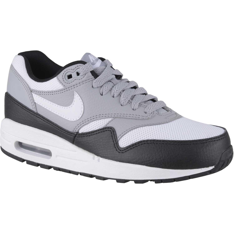 online store e348d 541e4 Zapatilla de Mujer Nike Negro   blanco wmns air max 1