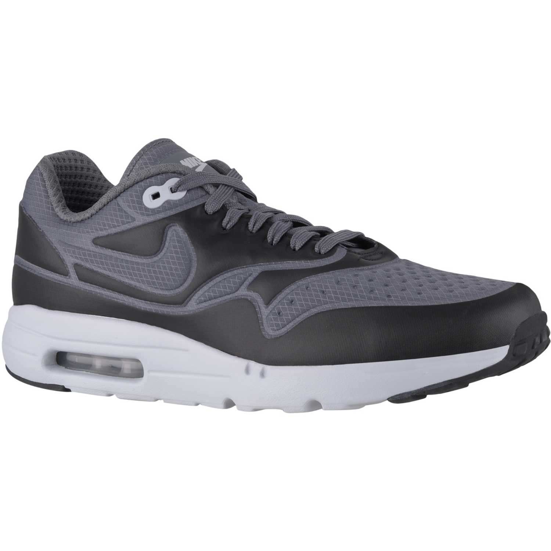 Zapatilla de Hombre Nike Gris / negro air max 1 ultra se