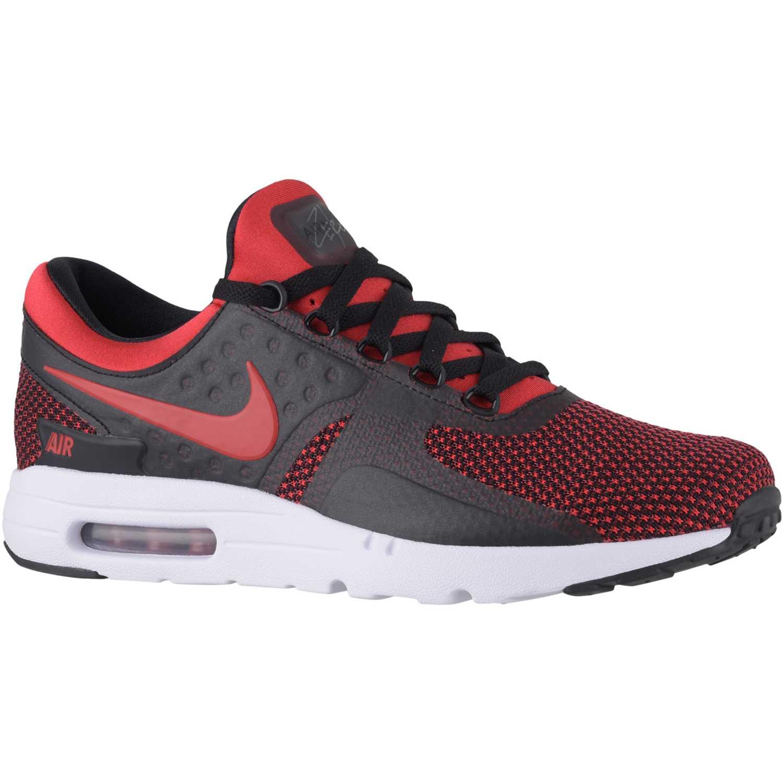 01e3bcab6f6 Zapatilla de Hombre Nike Rojo   Negro air max zero essential ...