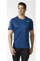 adidas Azul de Hombre modelo RS SS TEE M Polos Deportivo