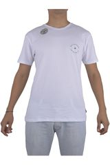 Polo de Hombre Billabong Blanco ROTOR FILL