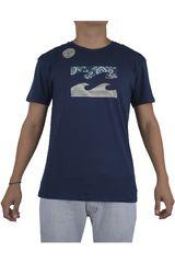 Billabong Azul de Hombre modelo TEAM WAVE AA Hombre Polos Casual Ropa