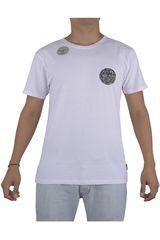 Billabong Blanco de Hombre modelo OTIS TAMAR TEE Hombre Polos Casual Ropa