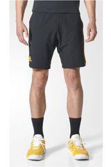 adidas Negro de Hombre modelo BAR. WV SHORT Shorts Deportivo