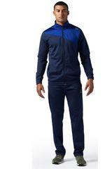 Reebok Acero / Azul de Hombre modelo TS TRICOT Buzos Deportivo