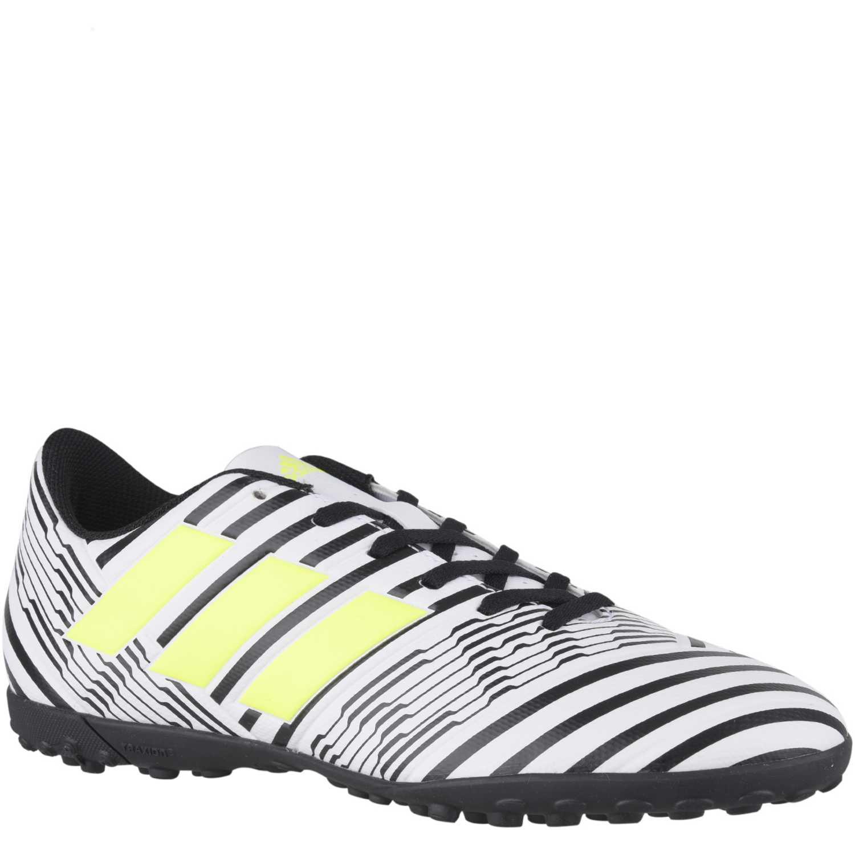 finest selection 7b528 d695a Zapatilla de Jovencito adidas Blanco  Negro nemeziz 17.4 tf j