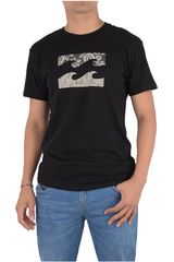 Polo de Hombre Billabong Negro TEAM WAVE AA