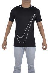 Nike Negro / Blanco de Hombre modelo DRY ACDMY TOP SS GX Ropa Deportivo Hombre Camisetas