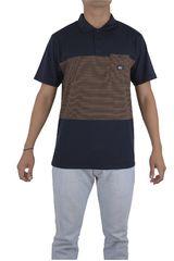 Billabong Azul / Marrón de Hombre modelo TRIDENT POLO Polos Casual Ropa Hombre