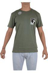 Billabong Verde de Hombre modelo ANTENA Casual Polos Ropa Hombre