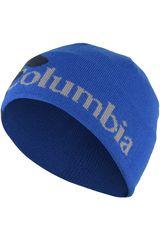 Columbia Azul de Hombre modelo HEAT YOUTH Beanie Chullos
