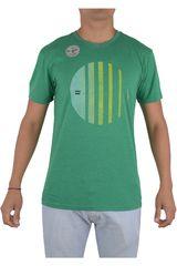 Billabong Verde de Hombre modelo DEPTH Casual Polos Ropa Hombre
