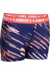 Under Armour Varios de Niña modelo PRINTED ARMOUR SHORTY Pantalonetas Leggins Deportivo