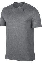 Nike Gris de Hombre modelo LEGEND 2.0 SS TEE Polos Deportivo