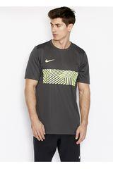 Nike Musgo de Hombre modelo DRY TOP SS ACDMY GX Ropa Deportivo Hombre Camisetas