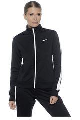 Nike Negro / Blanco de Mujer modelo POLYKNIT TRACKSUIT Buzos Deportivo