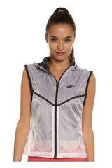 Nike Blanco / Negro de Mujer modelo TECH HYPERFUSE WR VEST Chalecos Casual