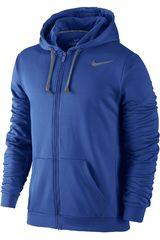 Nike Azul de Hombre modelo KO FZ HOODY 3.0 Deportivo Casacas