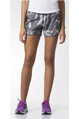 adidas Gris de Mujer modelo M10 Q3 SHORT W Shorts Deportivo