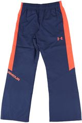 Pantalón de Niño Under Armour Negro / Rojo MAIN ENFORCER WOVEN PANT