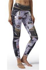 Reebok Varios de Mujer modelo LUX BOLD TIGHT - BAROQUE Deportivo Leggins