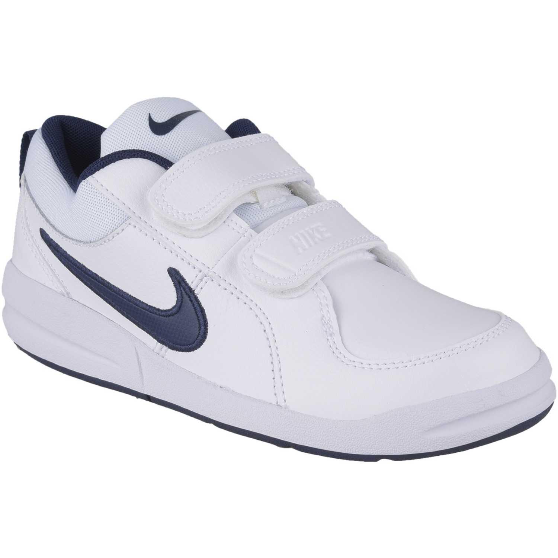 Zapatilla de Niño Nike Blanco / acero pico 4 bpv