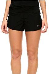 Nike Negro de Mujer modelo CREW SHORT Deportivo Shorts