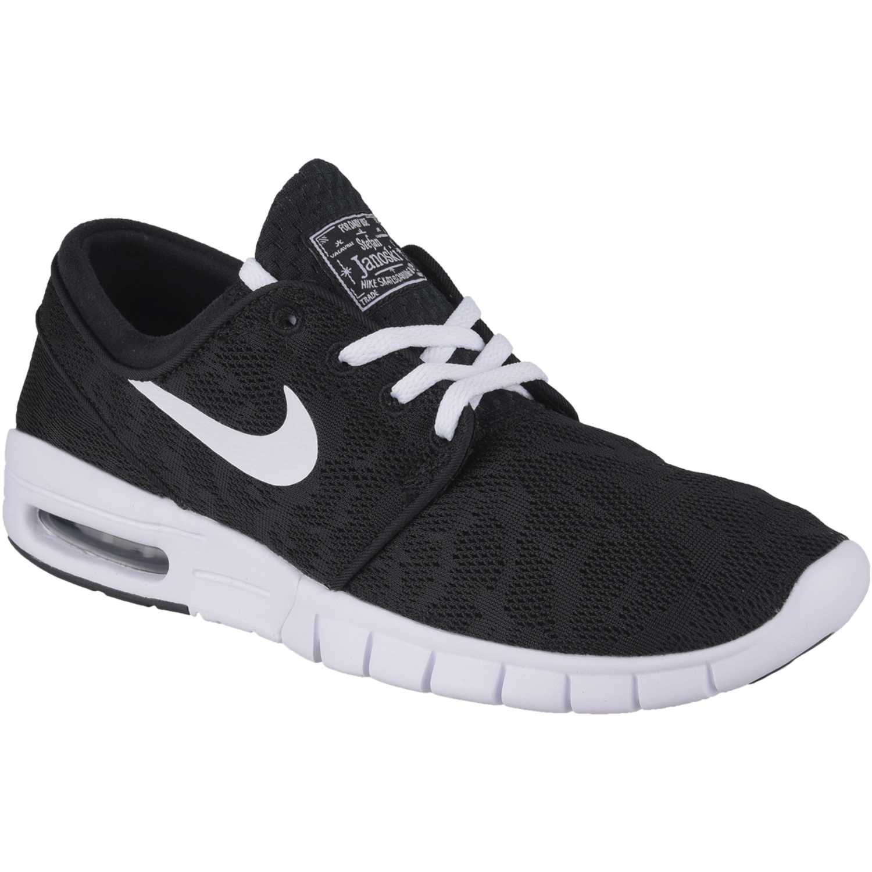 97e74b1b372 Zapatilla de Hombre Nike Negro   blanco sb stefan janoski max ...