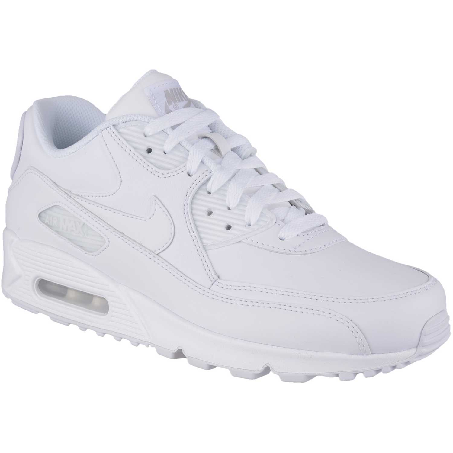 separation shoes 7f4d3 bbd26 Zapatilla de Hombre Nike Blanco air max 90 leather | platanitos.com