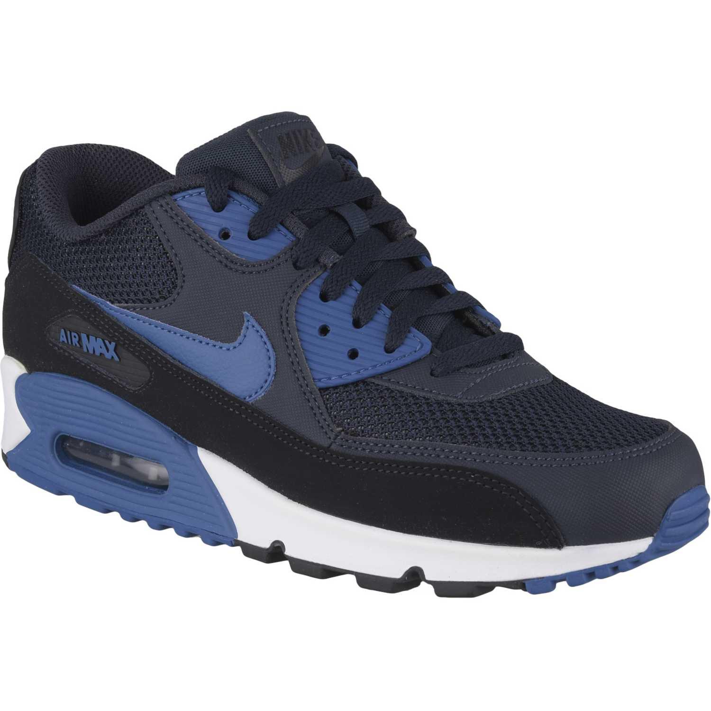 9f9078e4a17 Zapatilla de Hombre Nike Azul   Celeste air max 90 essential ...