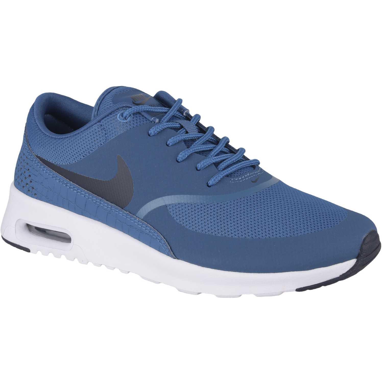 Zapatilla de Mujer Nike Azul petróleo wmns air max thea