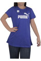 Polo de Mujer Puma ESS NO.1 TEE W Azul