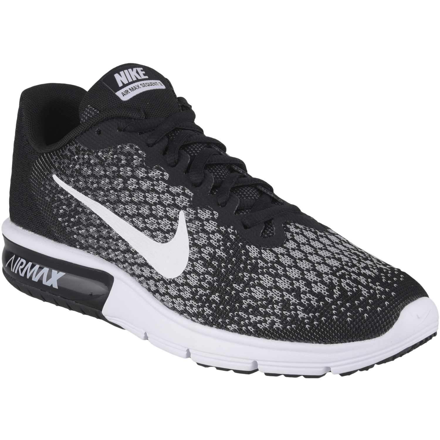 check out 3f87b 66374 Zapatilla de Mujer Nike Negro   blanco wmns air max sequent 2