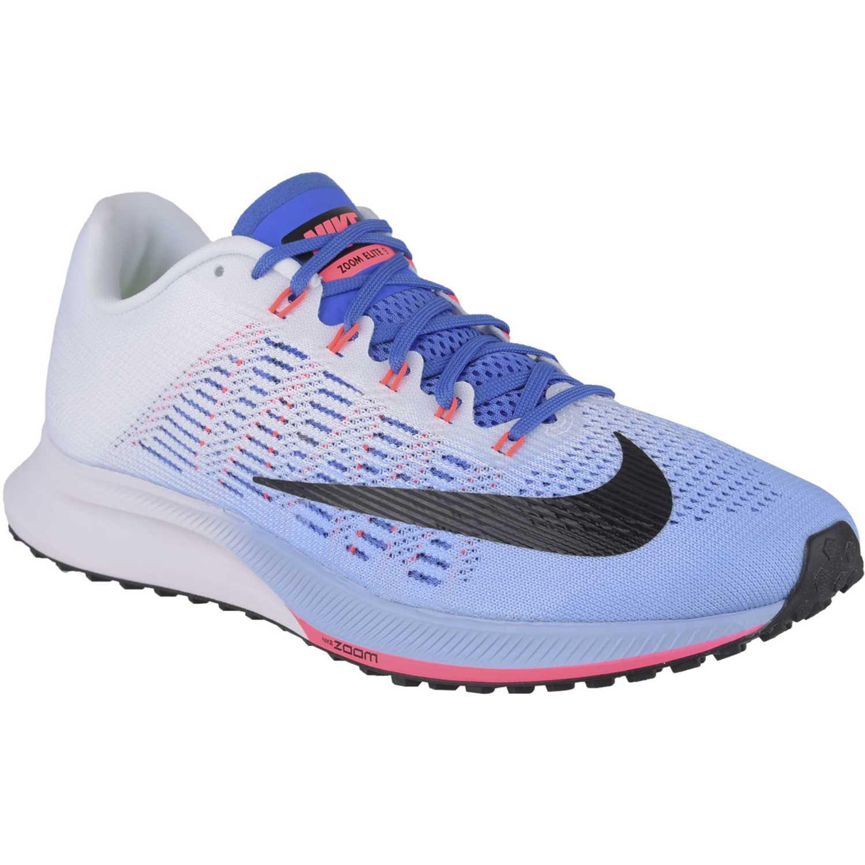 buy online b0ac3 807dd Zapatilla de Mujer Nike Blanco  azul wmns air zoom elite 9