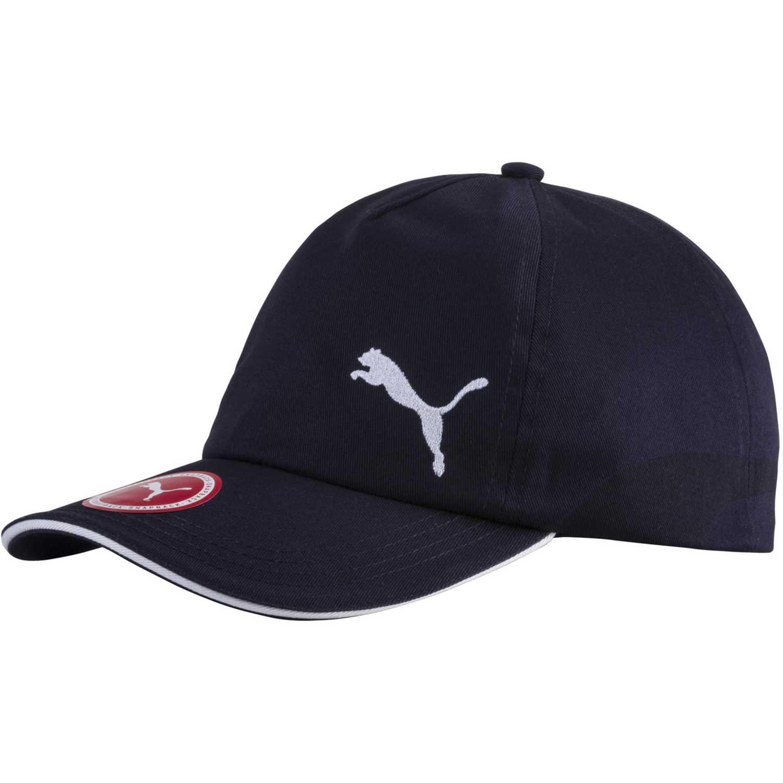 Gorro de Hombre Puma Azul / Blanco cap