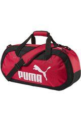 Puma Rojo / Blanco de Hombre modelo ACTIVE TR DUFFLE BAG S Maletínes