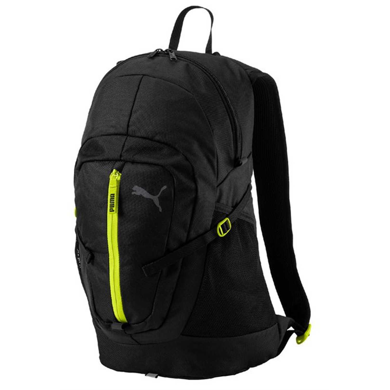 6053daff5c66c Puma Negro   verde de Hombre modelo apex pacer backpack Mochilas