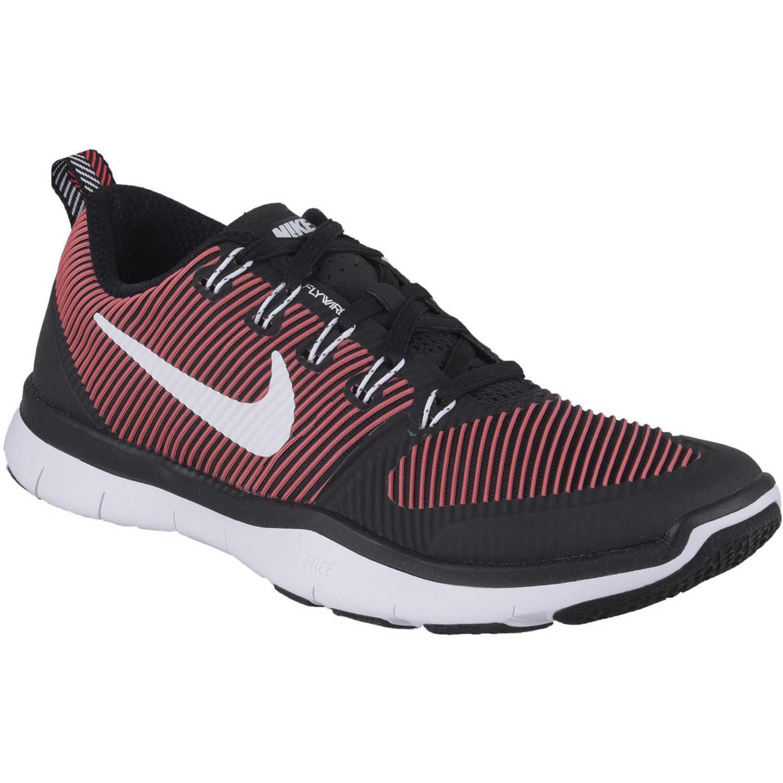 Zapatilla de Hombre Nike Rojo / negro free train versatility