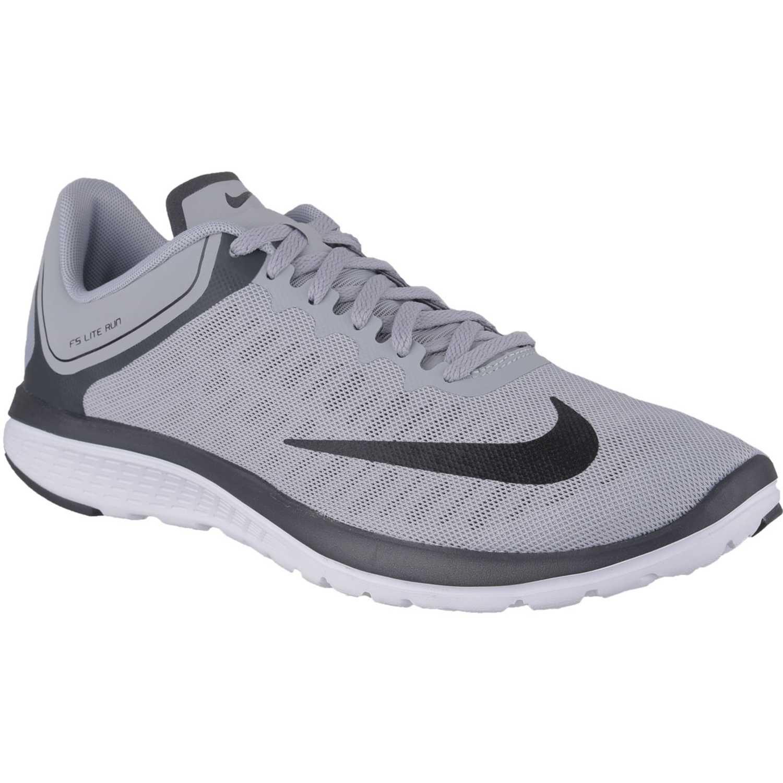 size 40 962f3 be1c5 Zapatilla de Hombre Nike Gris   Negro fs lite run 4