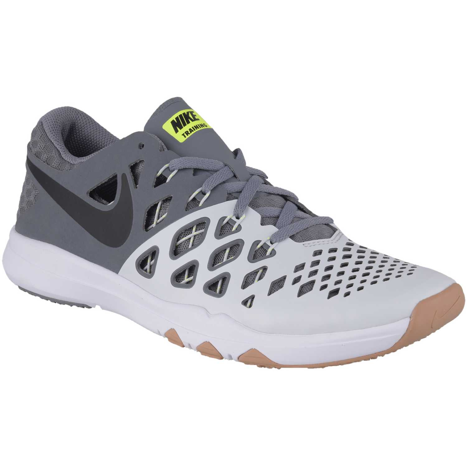 new york 4ba30 a0251 Zapatilla de Hombre Nike Gris   blanco train speed 4