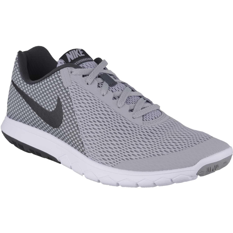 newest collection 878de 2e1bb Zapatilla de Hombre Nike Gris   Blanco flex experience rn 6