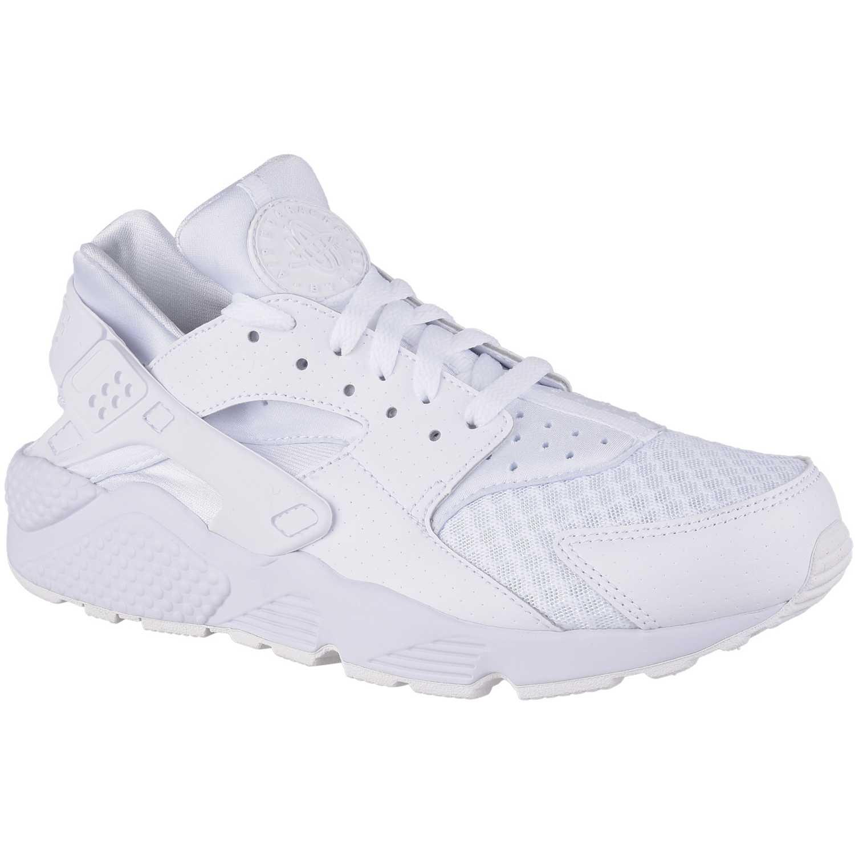Run Air Hombre Huarache Zapatilla Nike De Blanco BFaTAwAqp0