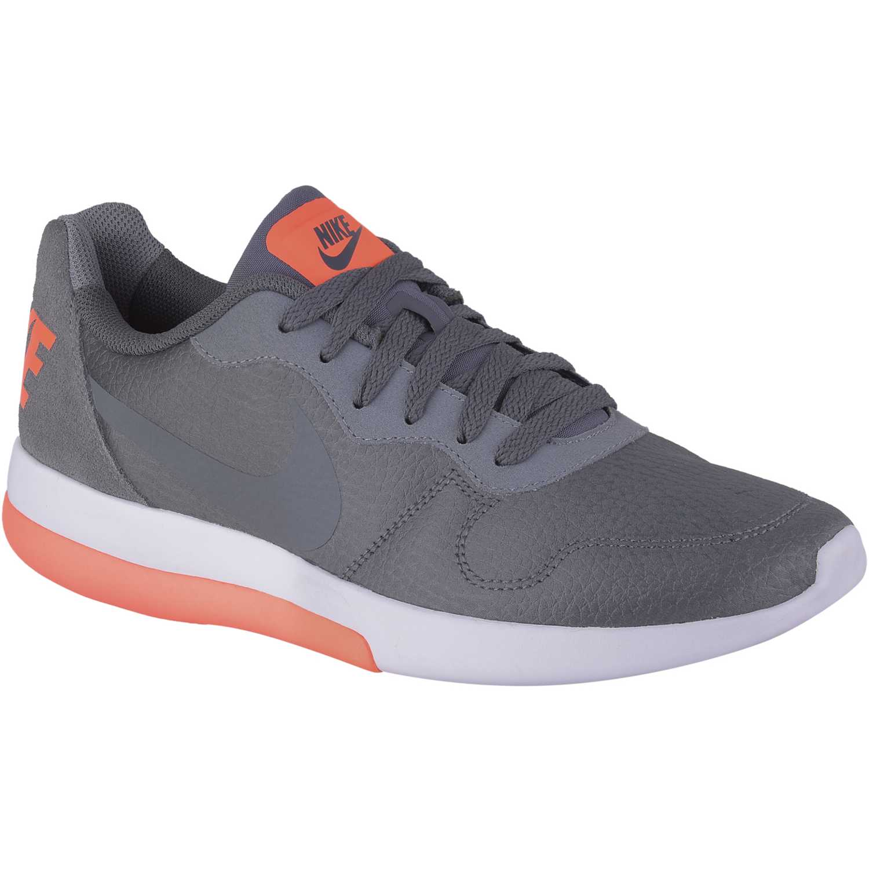 Zapatilla de Hombre Nike Gris   naranja md runner 2 lw  e5a962df33721