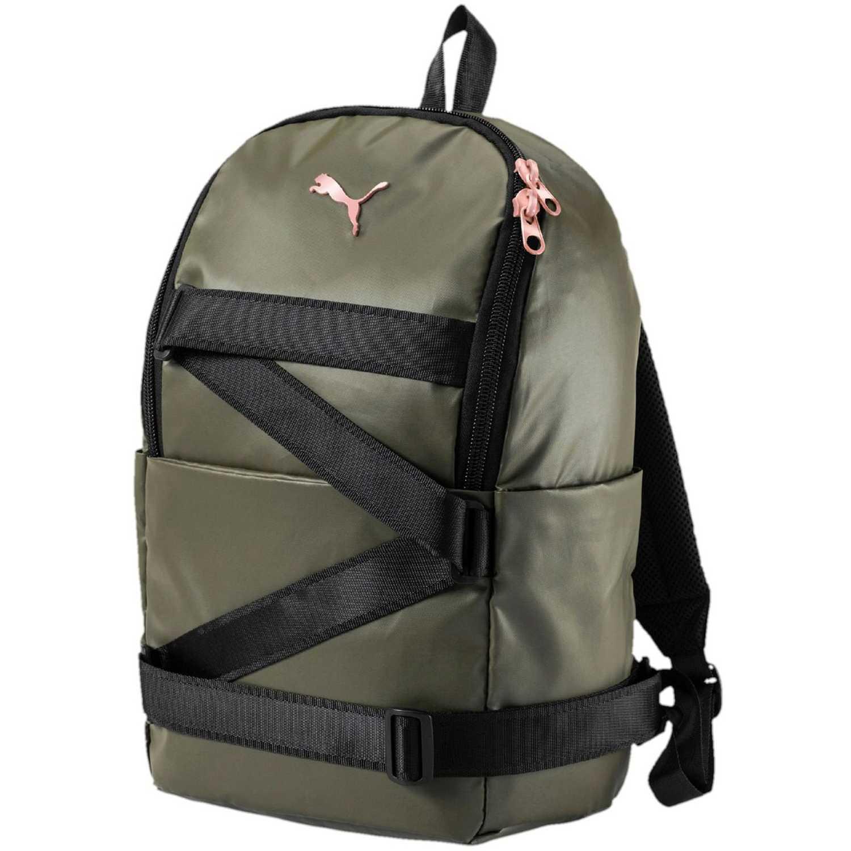 De Mochila Backpack Puma Olivo Vr Combat Mujer TqAqd