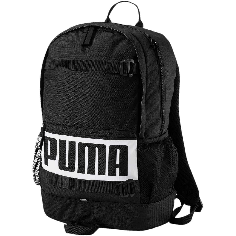 Mochila de Hombre Puma Negro / blanco deck backpack