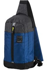 Puma Azul / Gris de Hombre modelo URBAN TRAINING X-BACKPACK Mochilas