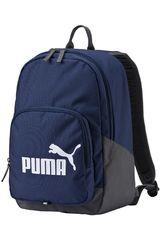 Puma Azul / Blanco de Hombre modelo PHASE BACKPACK Mochilas